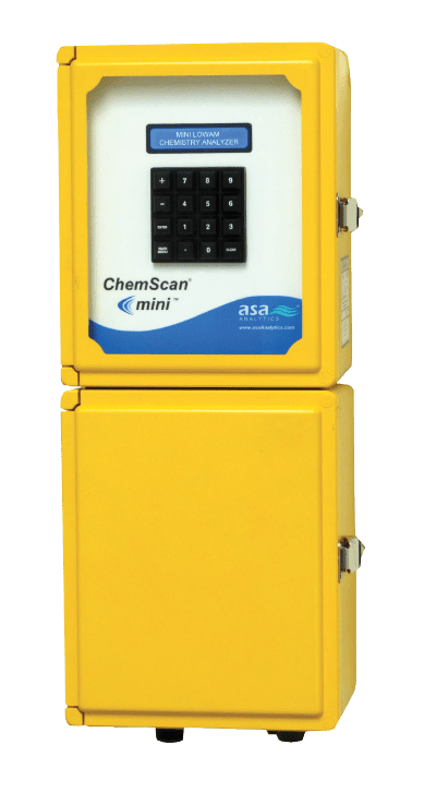 ChemScan Mini Ammonia Analyzer