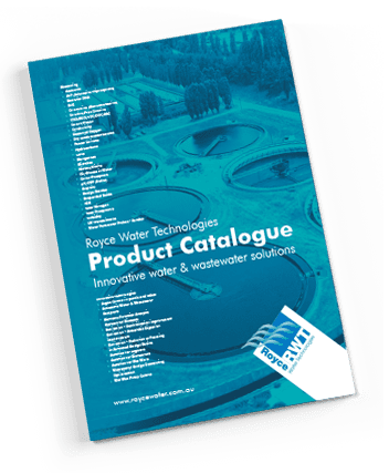 Royce Water Product Catalogue 2019 Cover